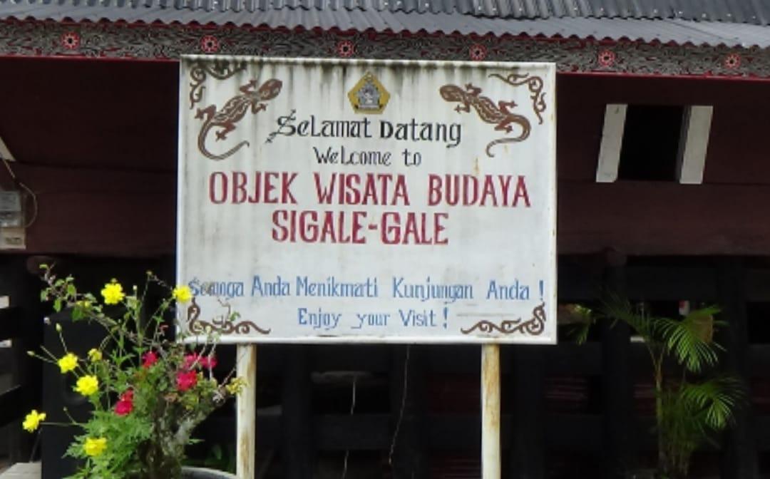 Objek Wisata Budaya Si Gale-gale